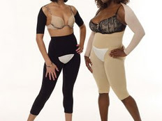 anti cellulite shorts and shapewear