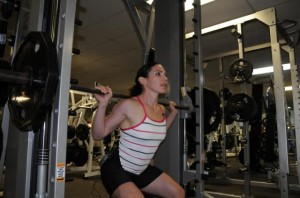 Not for Cellulite: Smith Machine Squats